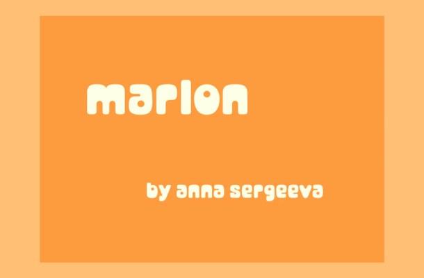 Marlon Fancy Font