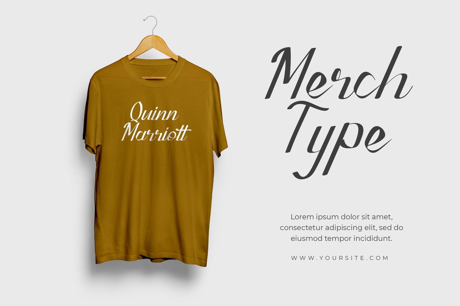 Quinn Marriott Script Font-2