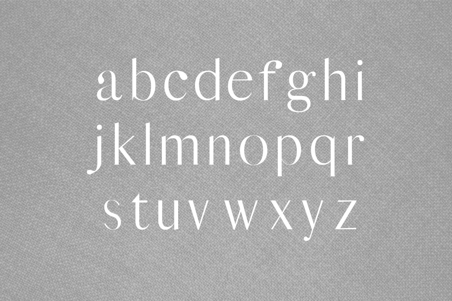 Yessica Sans Serif Font Family-2