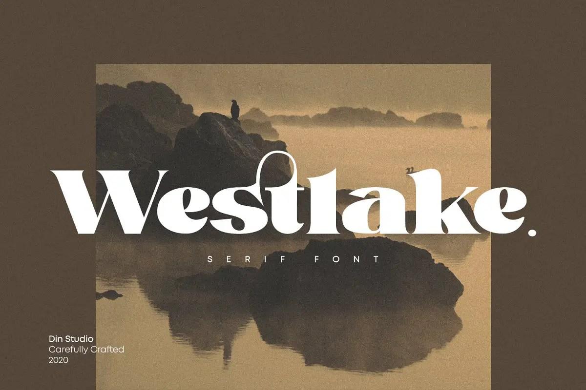 Westlake Serif Font-1