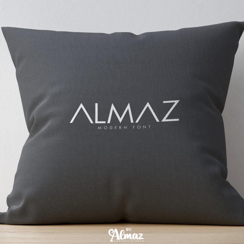 Almaz Modern Sans Serif Font-1