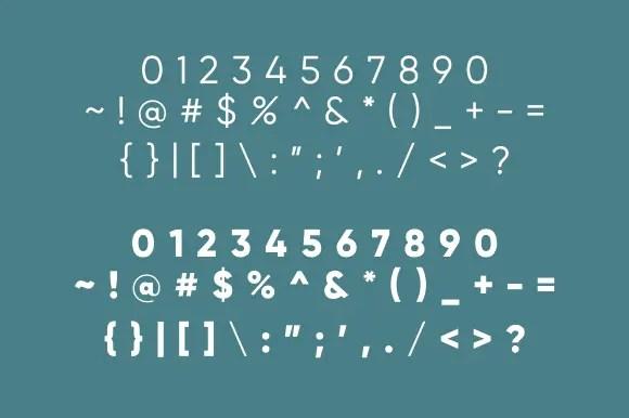 Andromeda Sans Serif Typeface-4