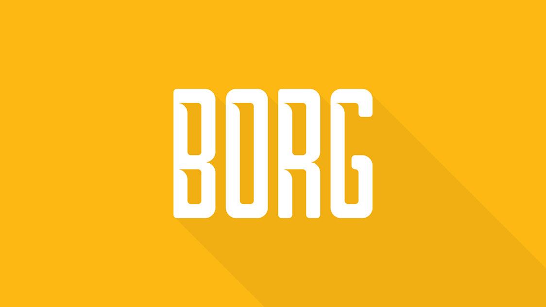 BorgSans SerifTypeface-1