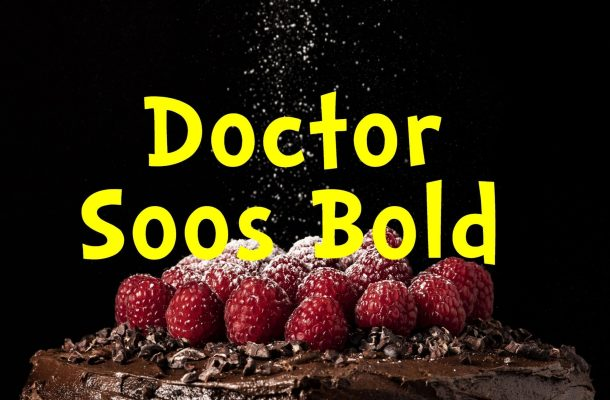 Doctor Soos Font Free