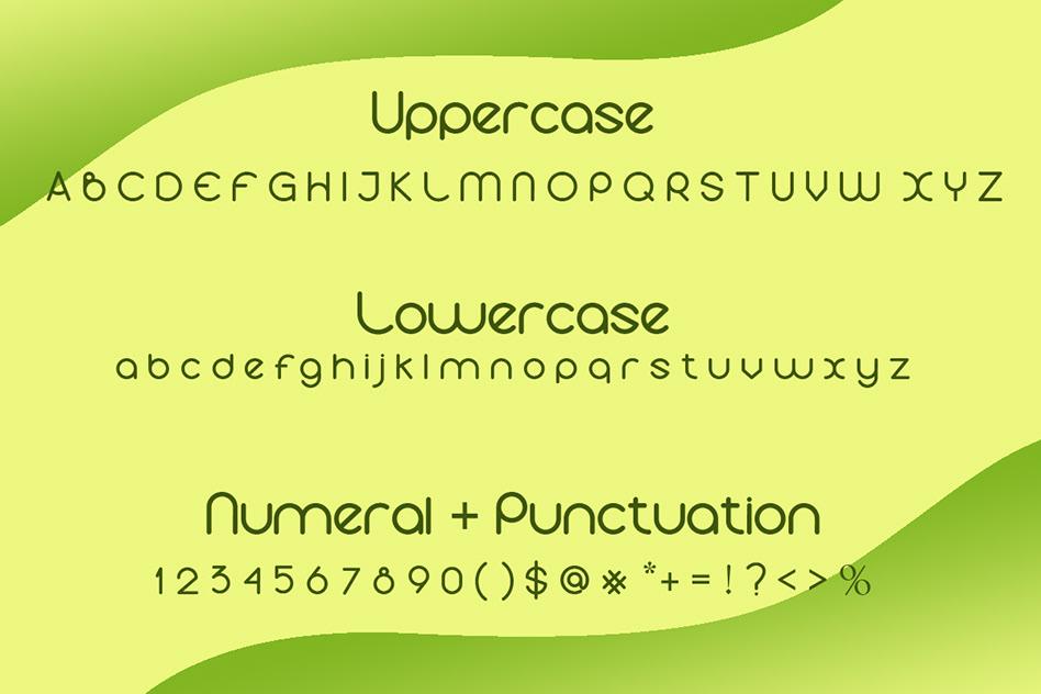 Gardenio Monoline Sans Font-3