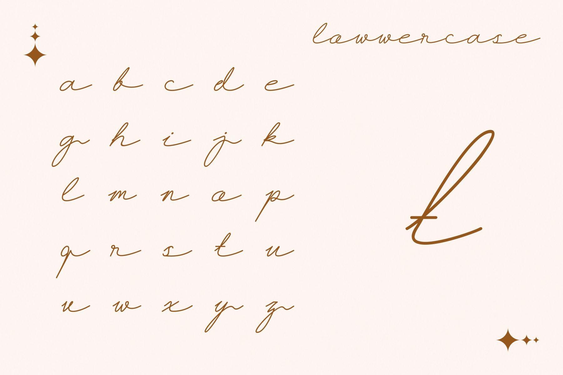 Kabita Script Handwritten Font-3