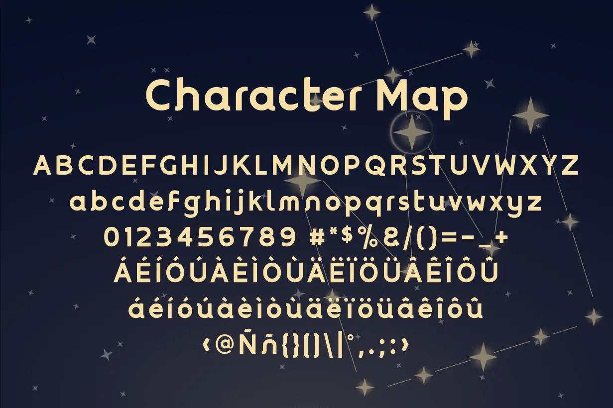 Oliciy Sans Serif Font-3