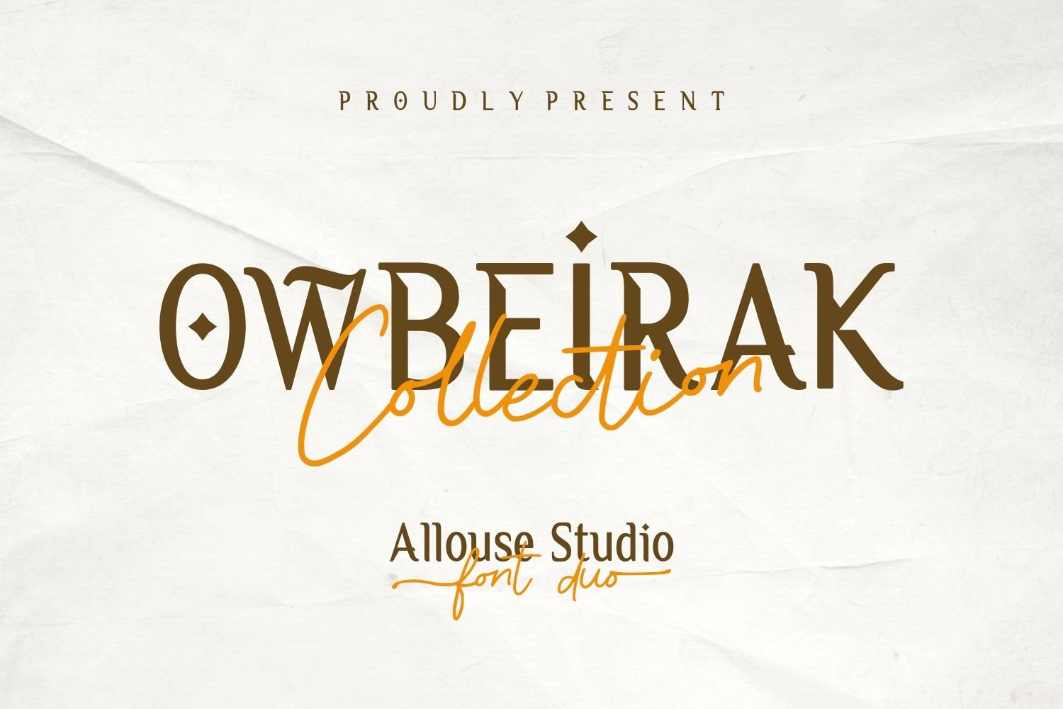 Owbeirak Collection Font Duo-1