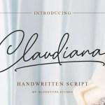Claudiana Font