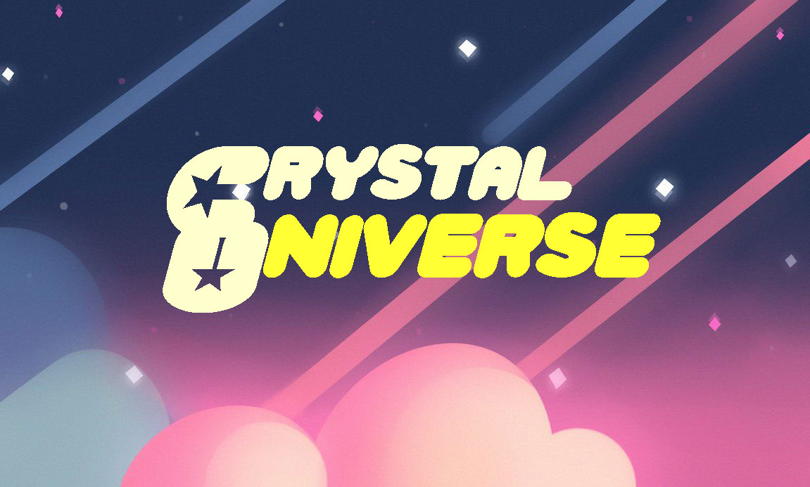 Crystal Universe Font -1