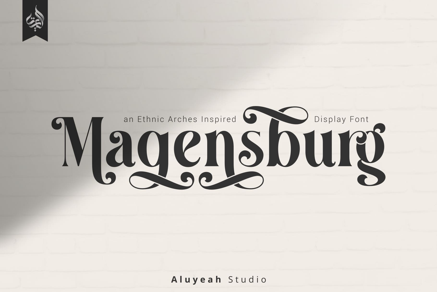 Magensburg Serif Font -1