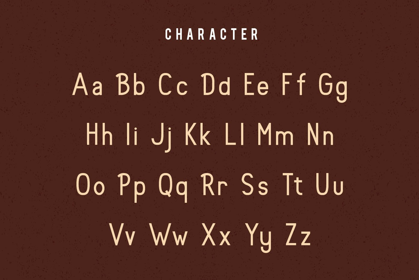 Rolhausen Sans Serif Typeface -3