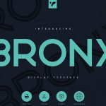 Bronx Font