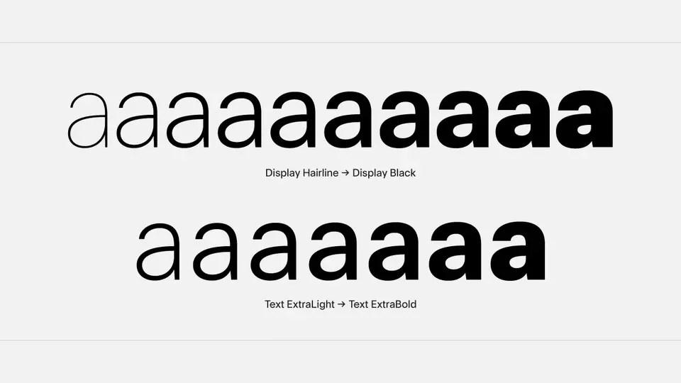 Eloquia Sans Serif Font -2