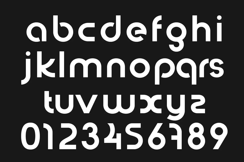 URIAL Modern Sans Serif Font -3