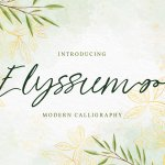 Elyssum Font