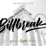 Billbreak Font