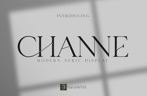 Channe Font