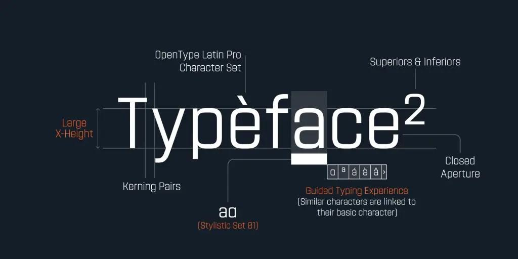 Navine Sans Serif Typeface -2