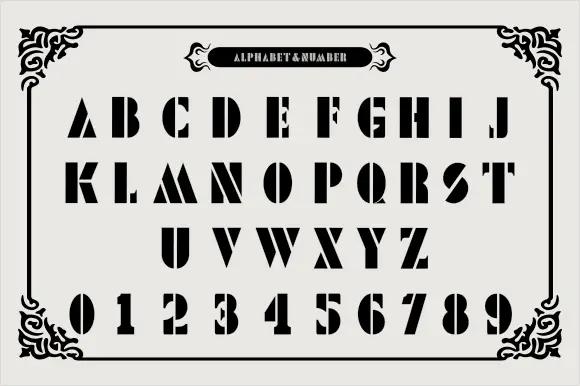 Ngopi Display Font -2