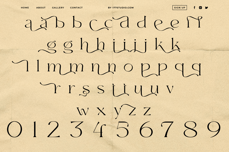 aretha-bridge-font-8