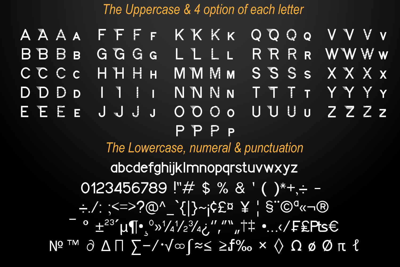 Blancos Modern Sans Serif Font -3