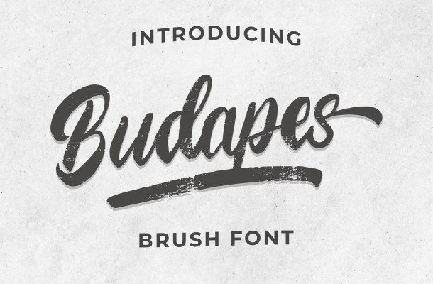 Budapes Font
