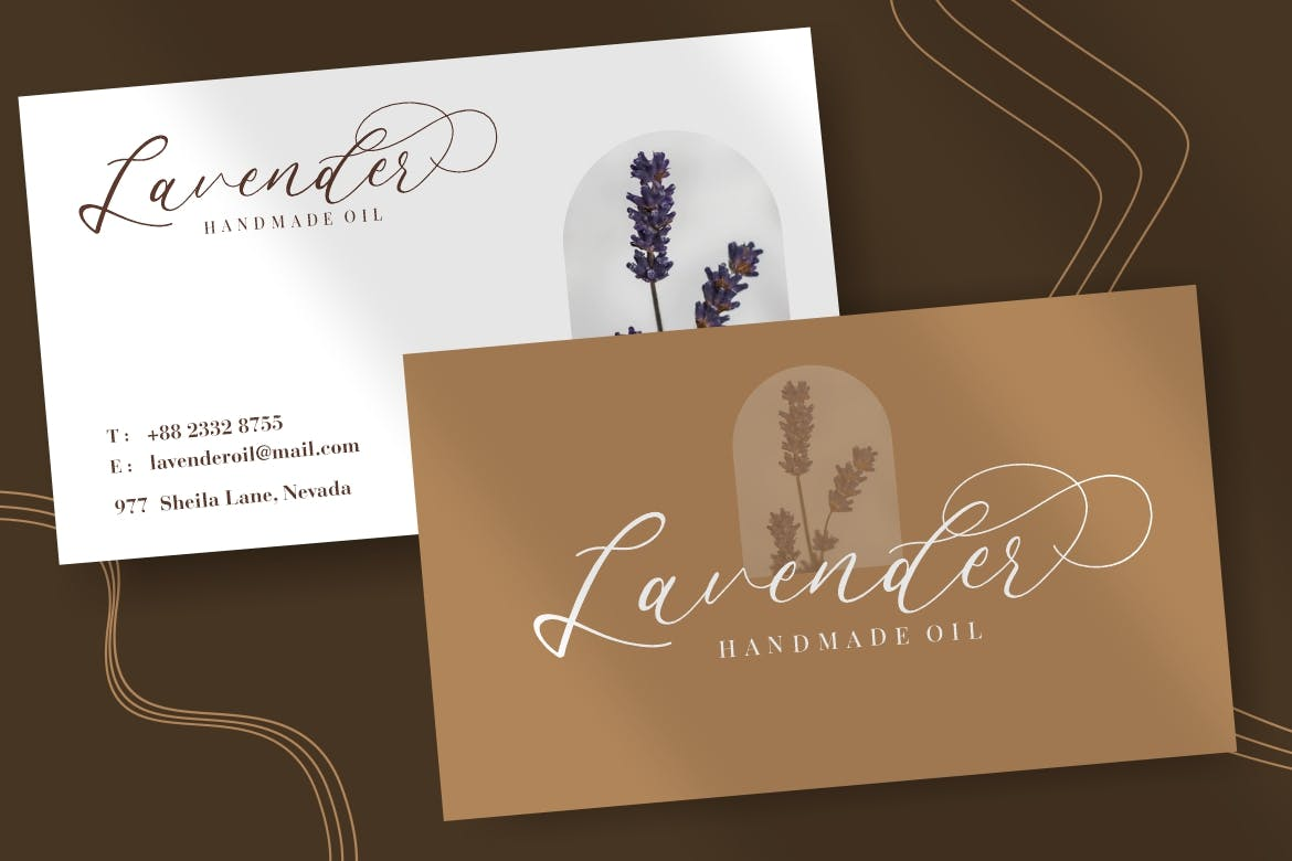 Endless Loveness Calligraphy Font -2