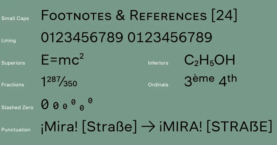 Inerta Sans Serif Font -3