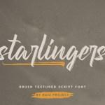 Starlingers Font