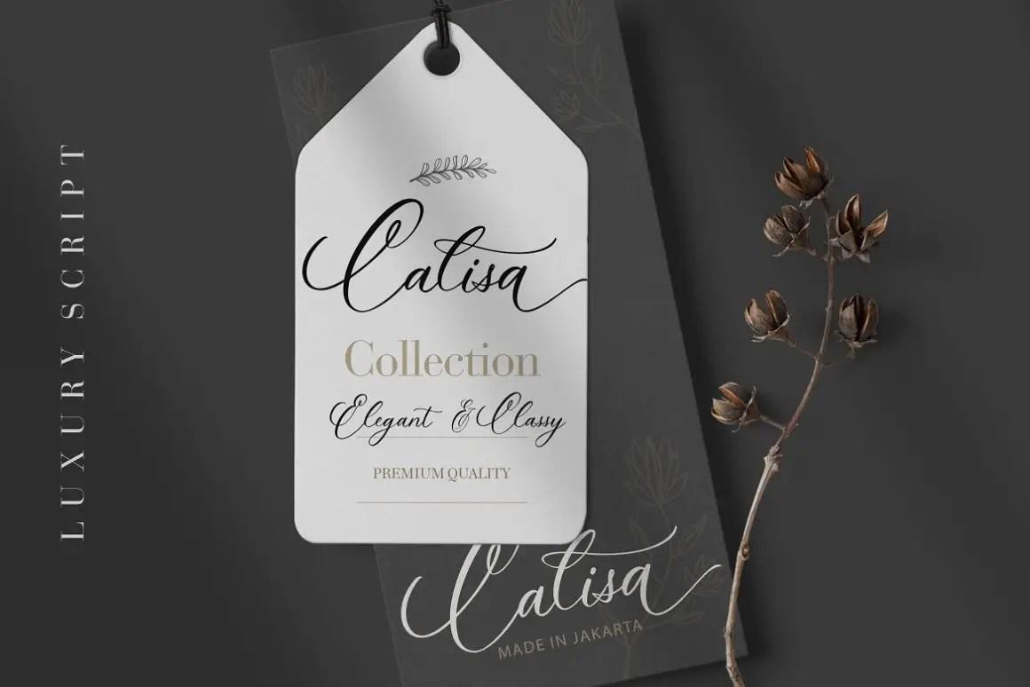 Wyattruly Luxury Script Font -2