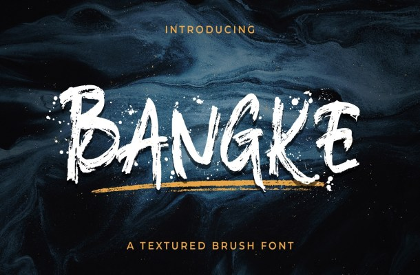 Bangke Font
