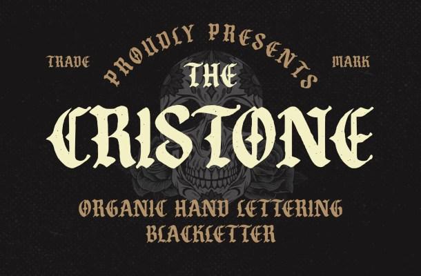 Cristone Font