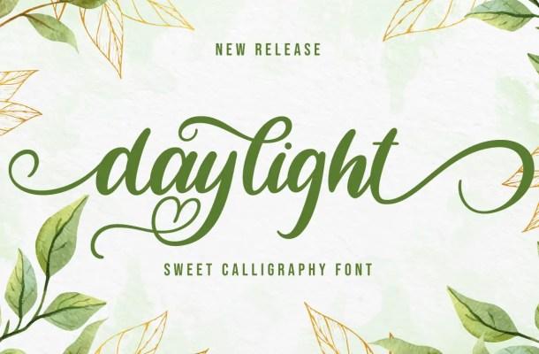 Daylight Font