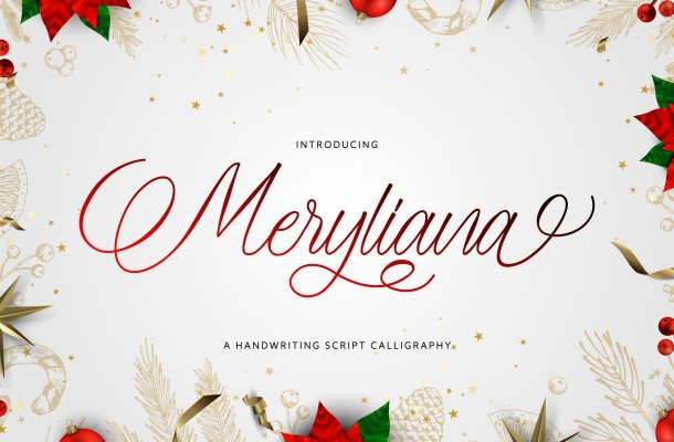 Meryliana Font