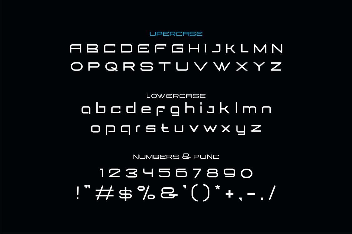 Sosay Sans Serif Font -3