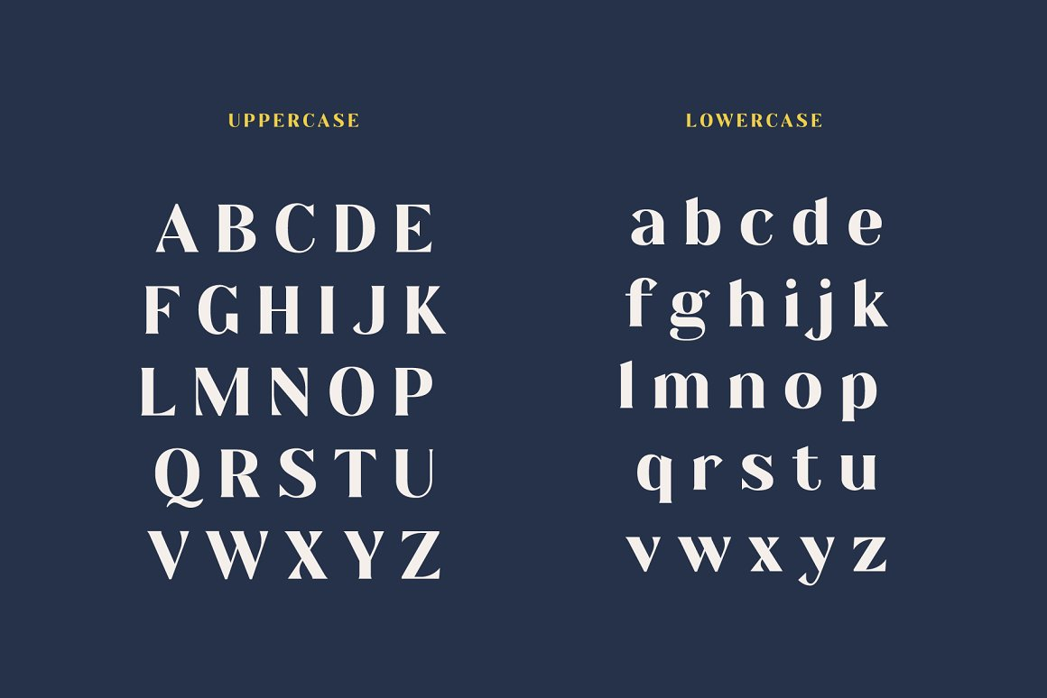 Elody Display and Elegant Font -2