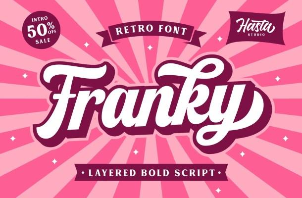 Franky Font