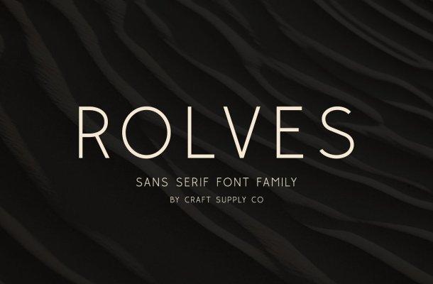 Rolves Font