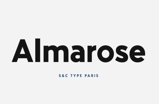 Almarose Font