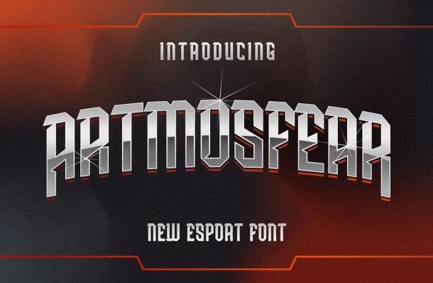 Artmosfear Font