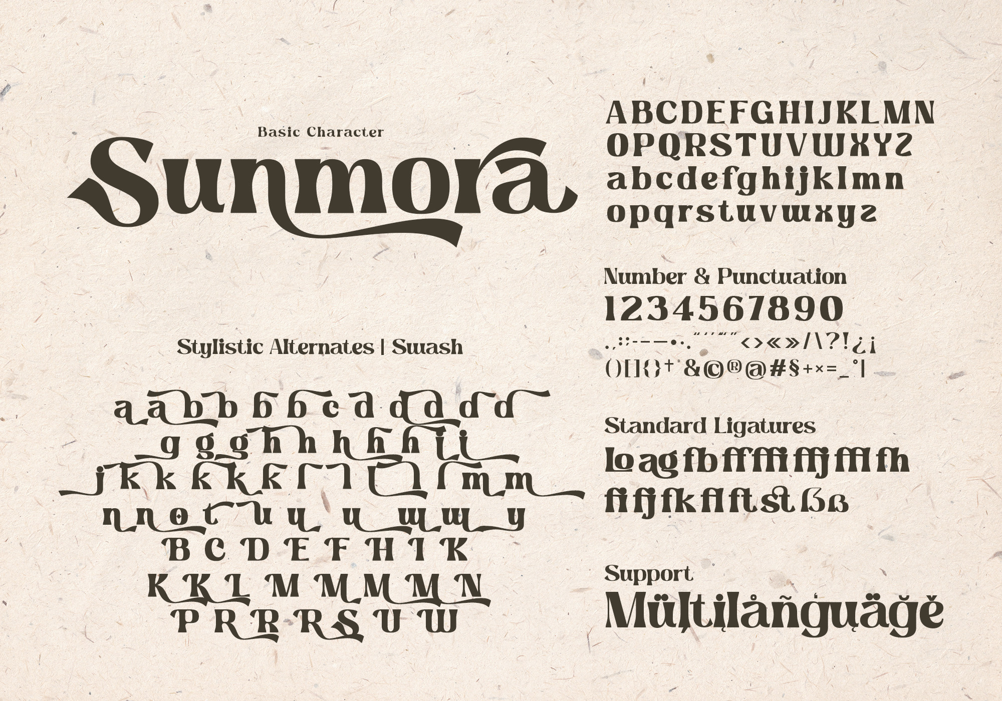 Sunmora Serif Font -3