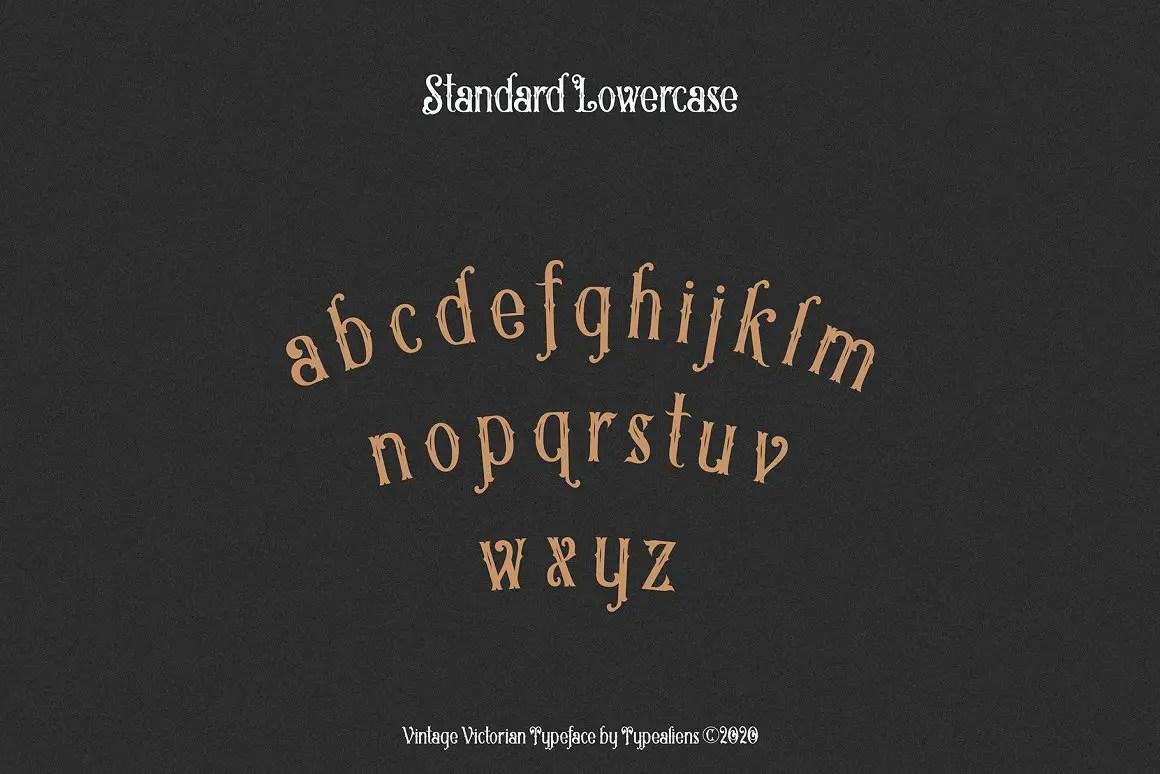 Artisocrat Vintage Font -3