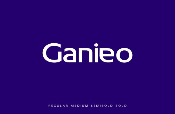 Ganieo Font