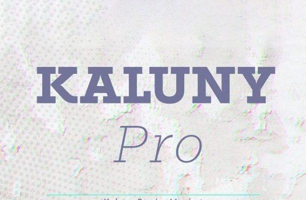 Kaluny Pro Font Family