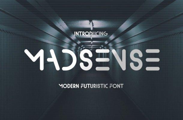 Madsense Font