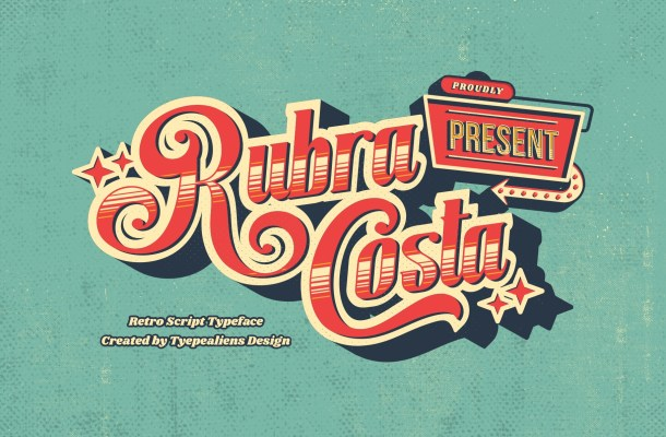 Rubra Costa Font