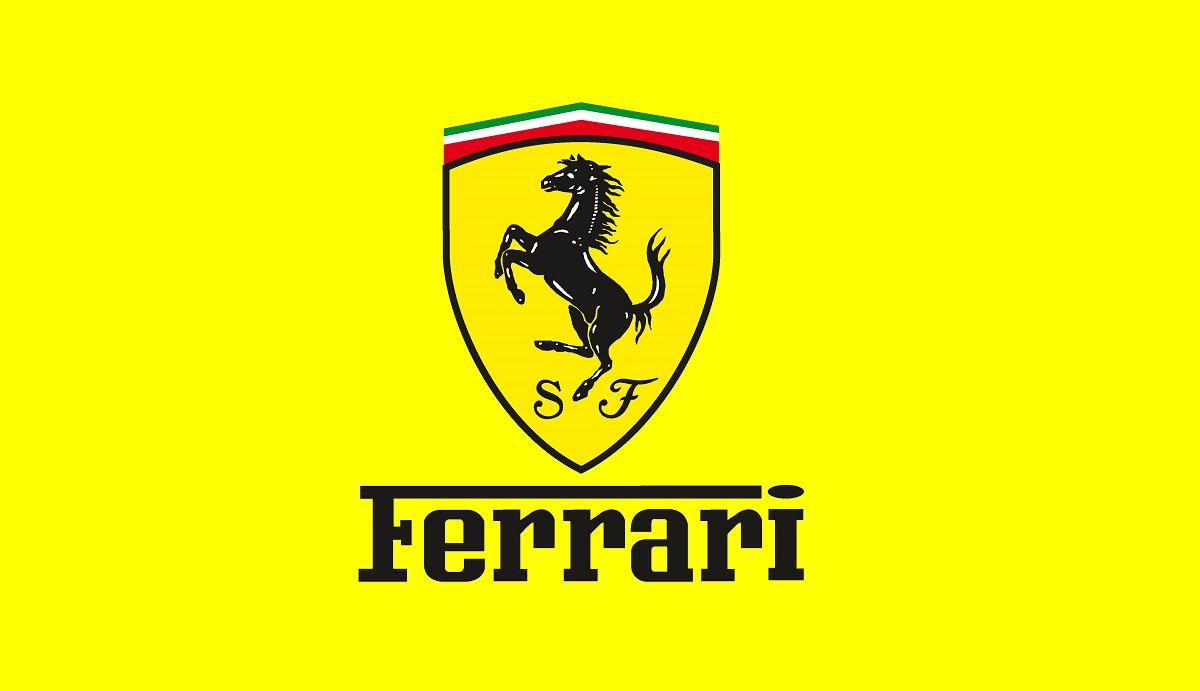 Ferrari Logo Font -1