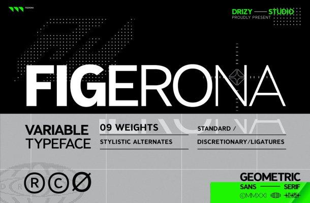 Figerona Font