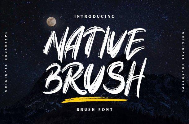 Native Font